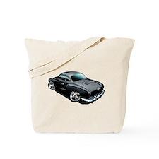 Karmann Ghia Black Tote Bag