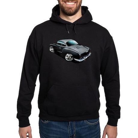 Karmann Ghia Black Hoodie (dark)