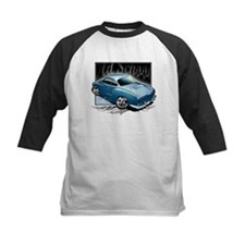 Bg Karmann Ghia Blue Tee