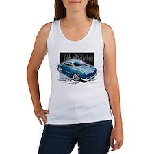 Bg Karmann Ghia Blue Women's Tank Top