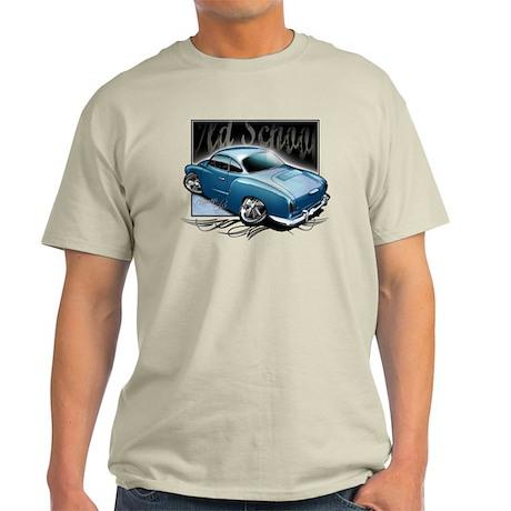 Bg Karmann Ghia Blue Light T-Shirt