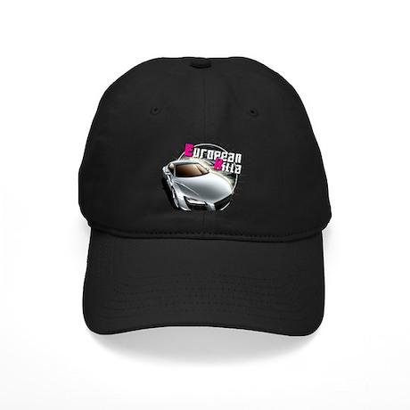 Bg R8 Silver Black Cap