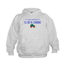 I'll be in charge - boy Hoodie