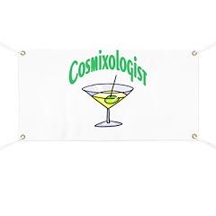 Cosmixologist Banner