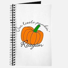 Our little punkin - Reagan Journal