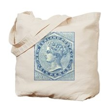 New Zealand Sidefaces Tote Bag