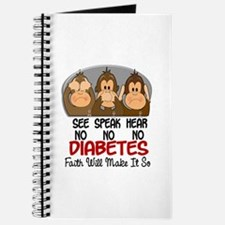 See Speak Hear No Diabetes 1 Journal