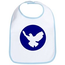 Peace Dove Bib