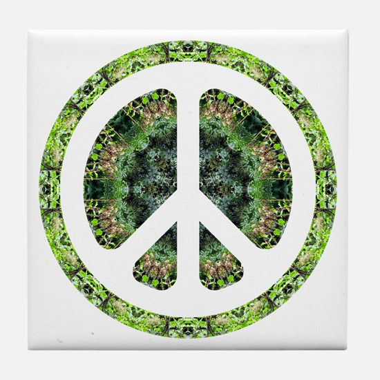 CND Floral7 Tile Coaster
