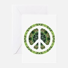 CND Floral7 Greeting Cards (Pk of 20)