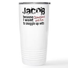 Jacob Black - Someone Warm Travel Mug