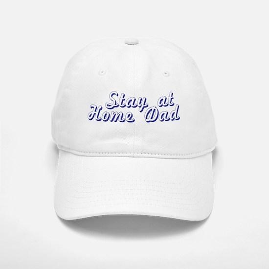 Stay at Home Dad Baseball Baseball Cap
