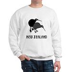 Funny New Zealand Kiwi Sweatshirt