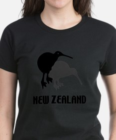 Funny New Zealand Kiwi Tee