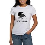 Funny New Zealand Kiwi Women's T-Shirt