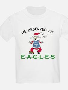 He Deserved It, DALLAS SUCKS! T-Shirt