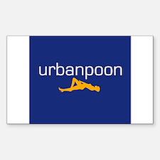 urbanpoon Rectangle Decal