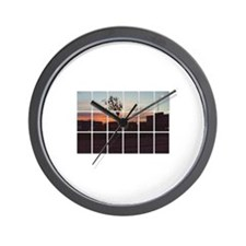 Winnipeg Sunrise Wall Clock