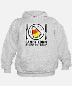 Candy Corn for Dinner Hoody