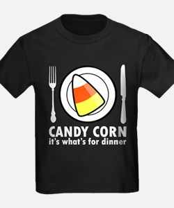 Candy Corn for Dinner T