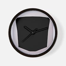Rub Sign Wall Clock
