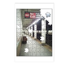 Lonely New York City Subway Postcards (Package of
