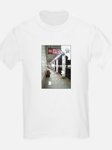 Lonely New York City Subway T-Shirt