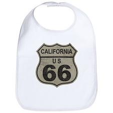 California Route 66 Bib