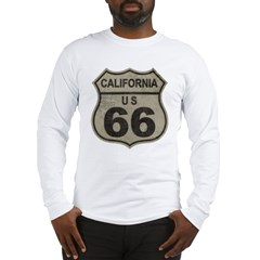 California Route 66 Long Sleeve T-Shirt
