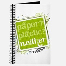 Paper Plastic Neither Journal