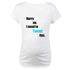 I need to tweet this Shirt