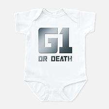 G1 or Death Infant Bodysuit