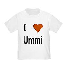 I love Ummi T