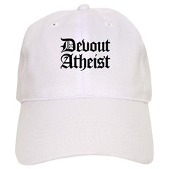 Devout Atheist Baseball Cap