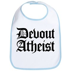 Devout Atheist Bib