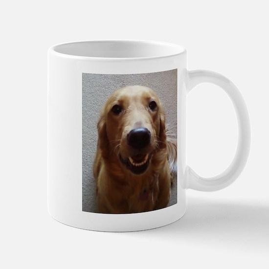 Cute Smiling dog Mug