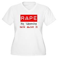 Rape Awareness T-Shirt