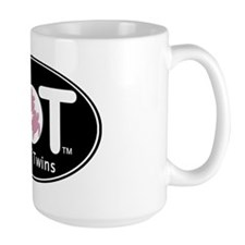 Dad of [Female] Twins Mug