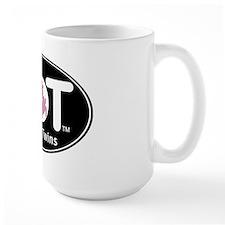 Dad of [Female] Twins Mug