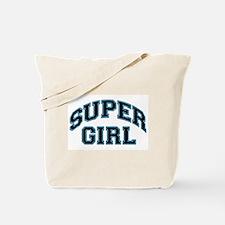 Super Girl Tote Bag