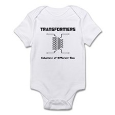 Transfomers Inductors of Different Size Infant Bod