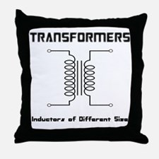 Transfomers Inductors of Different Size Throw Pill