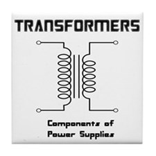 Transformers Components of Power Supplies Tile Coa
