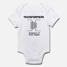 Transformers Components of Power Supplies Infant B