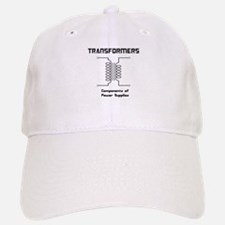 Transformers Components of Power Supplies Baseball Baseball Cap