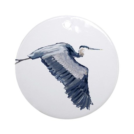 heron design Ornament (Round)