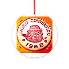 Hobo Convention Ornament (Round)