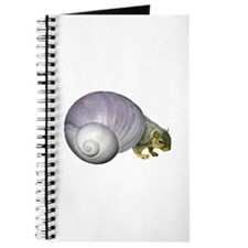 Squirrel in Purple Shell Journal