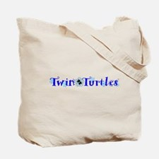[Male] Oval-Label Tote Bag