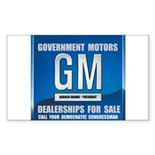 DEMOCRAT FRANCHISES FOR SALE Rectangle Decal